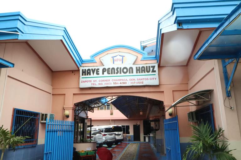 Have Pension Hauz, General Santos City