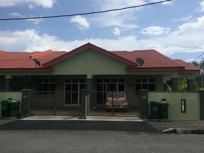Aushaf Homestay Changlun, Kubang Pasu