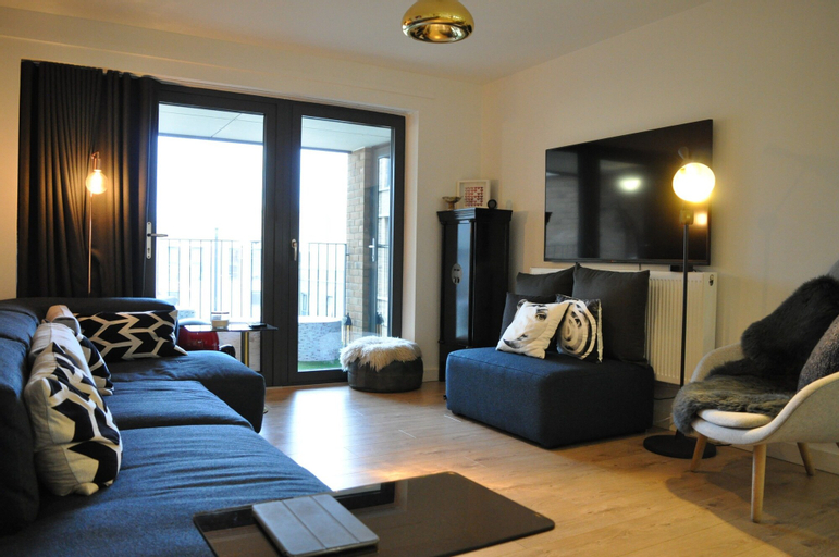 Modern 1 Bed Apartment In Oval, London