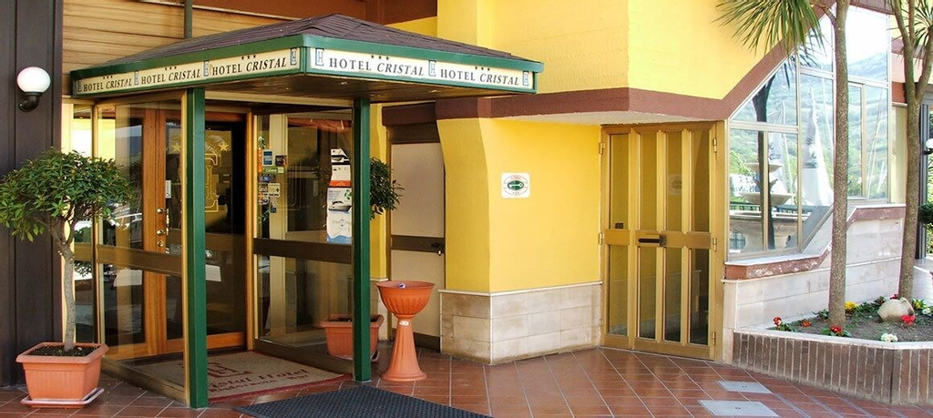 Cristal Hotel, Avellino