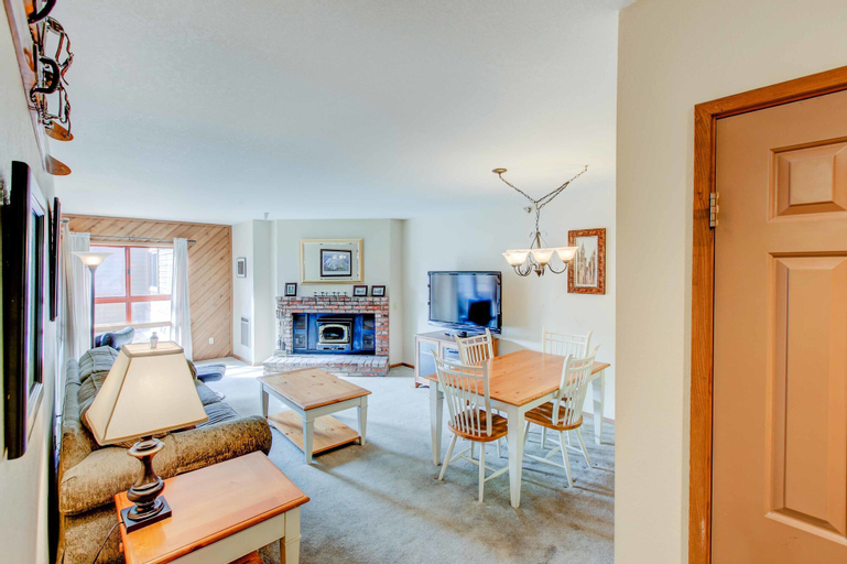 Aspen Creek 226 - One Bedroom Condo, Mono