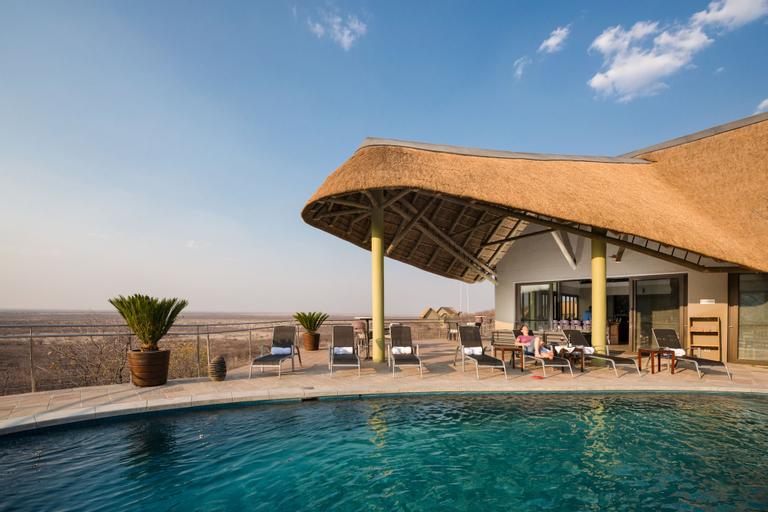 Safarihoek Lodge, Kamanjab