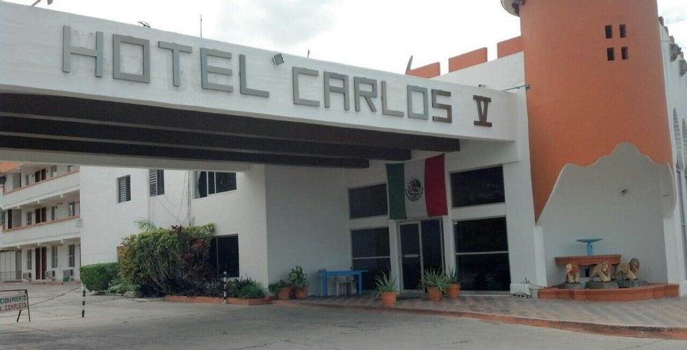 Hotel Carlos V, Campeche