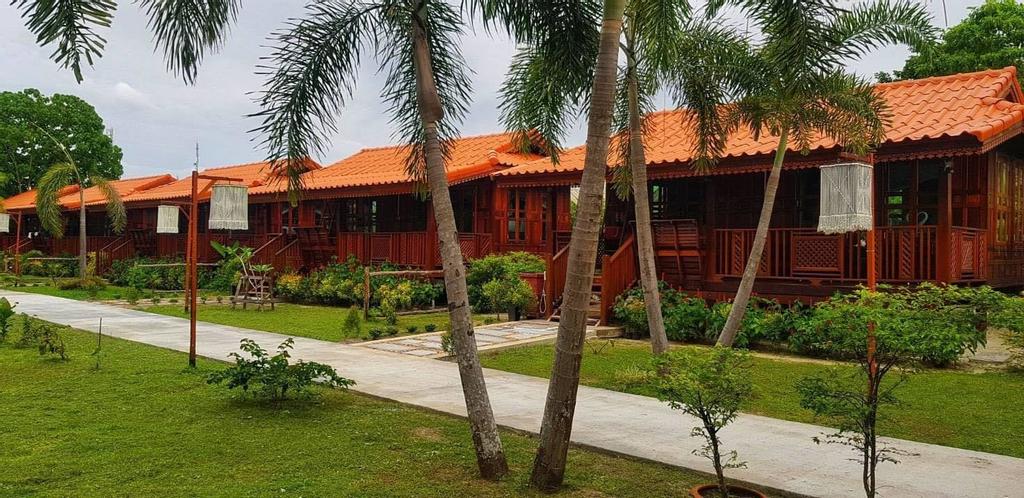 Bu-Nga Resort, Muang Satun