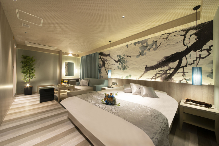HOTEL Tiger and Dragon, Gifu