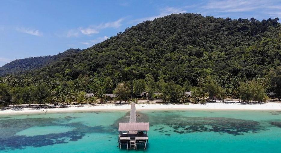 Bayu Lestari Island Resort, Mersing