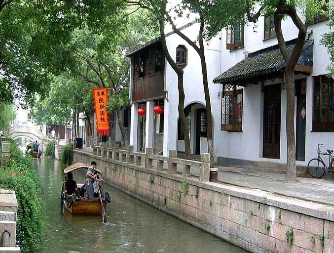 Wanshun Guest House, Suzhou