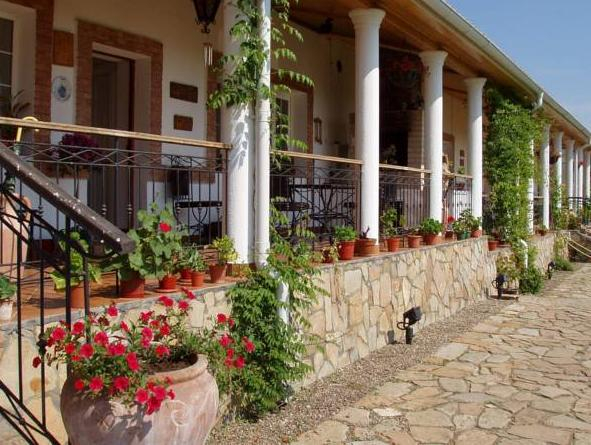 Country Club La Mesteceni, Sebes