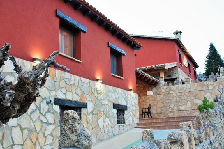 Casa El Escaleron, Cuenca