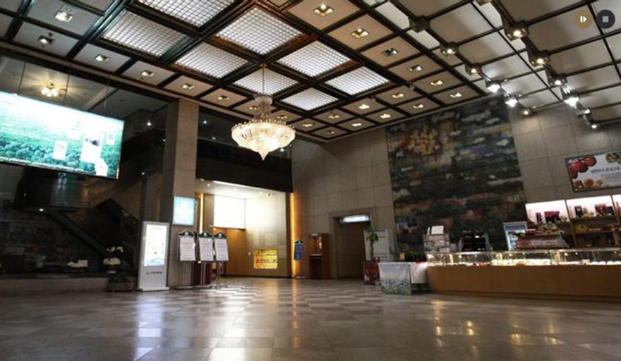 SUANBO SANGNOK Tourist Hotel, Chungju