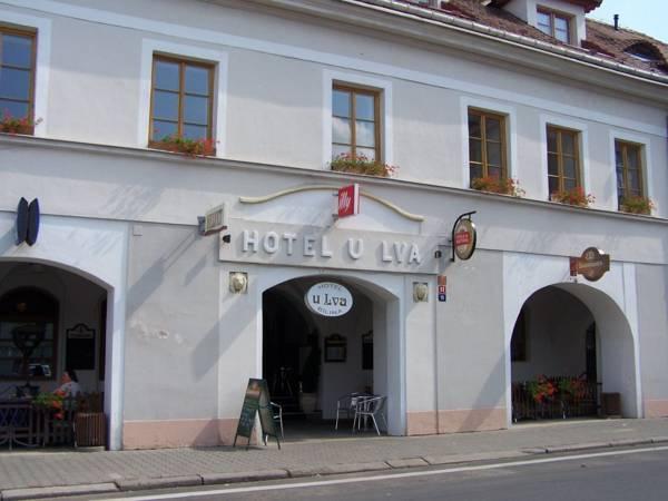 Hotel U lva, Teplice