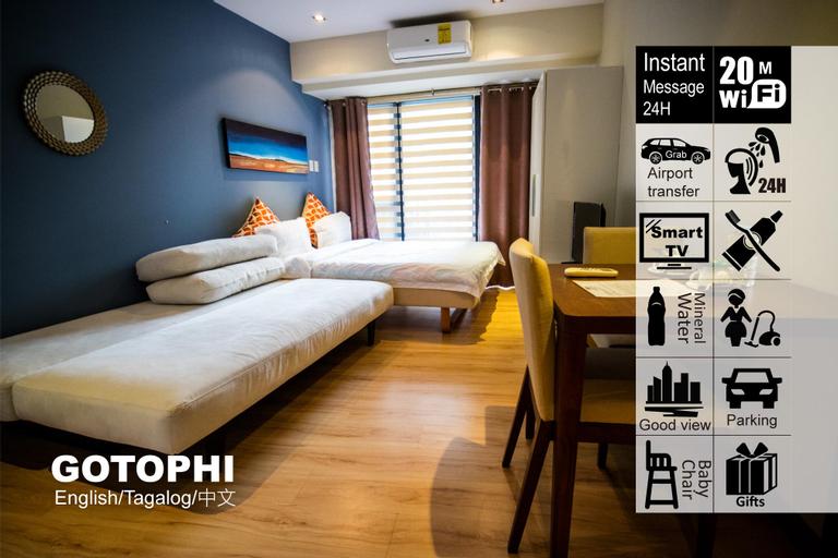 Gotophi luxurious hotel Knightsbridge Makati 1905, Makati City