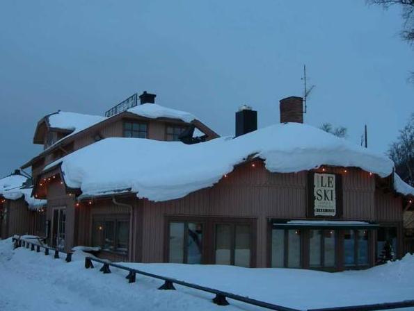 Le Ski Lodge, Åre