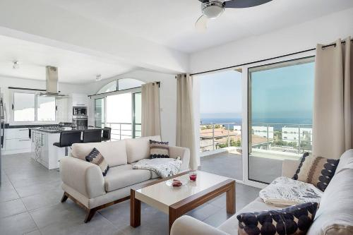 Joya Cypern Golden Deluxe Penthouse Apartment,