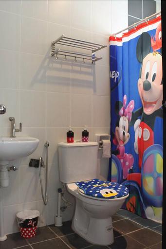 Mickey Mouse Signature Suite, Sandakan