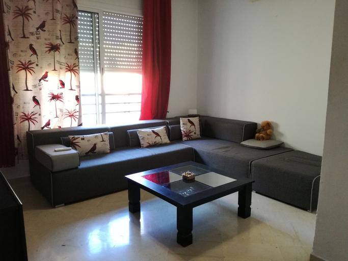 Cosy Apartment Tanit Center, La Marsa