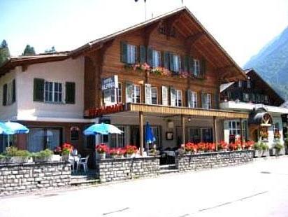 Hotel-Restaurant Alpina, Oberhasli