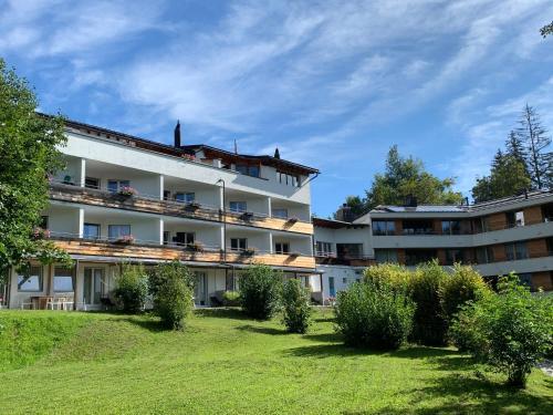 Hotel Haus am Waldrand, Imboden