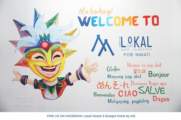 Lokal Hostel, Makati City