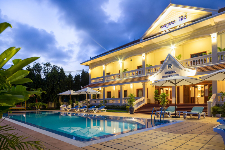 Riviera Hotel & Resort Kep, Kaeb
