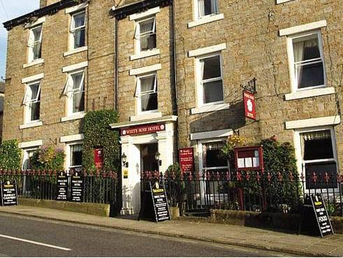 The White Rose, North Yorkshire