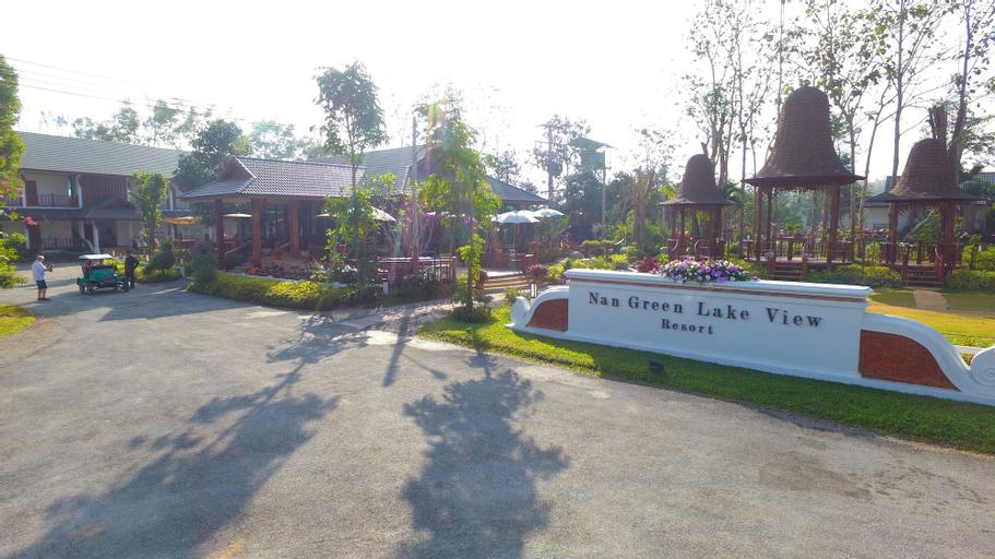 Nan Green Lake View Resort, Muang Nan