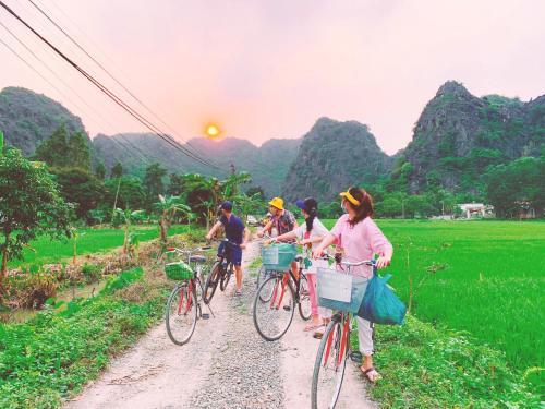 Sunny Trang An homestay, Ninh Bình