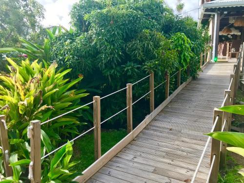Eden Paradise Spa Ecolodge, Basse-Pointe