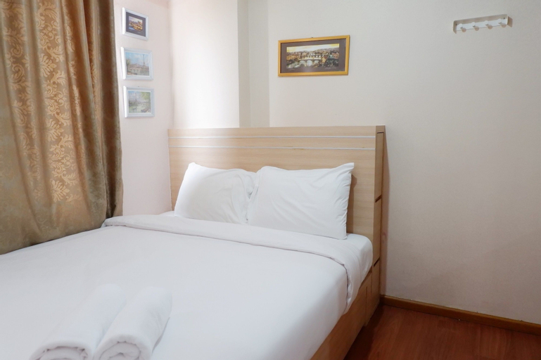 Cozy & Comfortable 2 BR near Mall at Bassura City Apartment By Travelio, East Jakarta