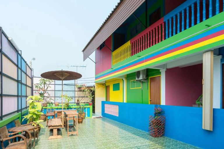 Roomstay Ruenkaew, Don Muang