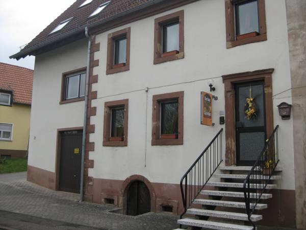 Martinas-Gastehaus, Südwestpfalz