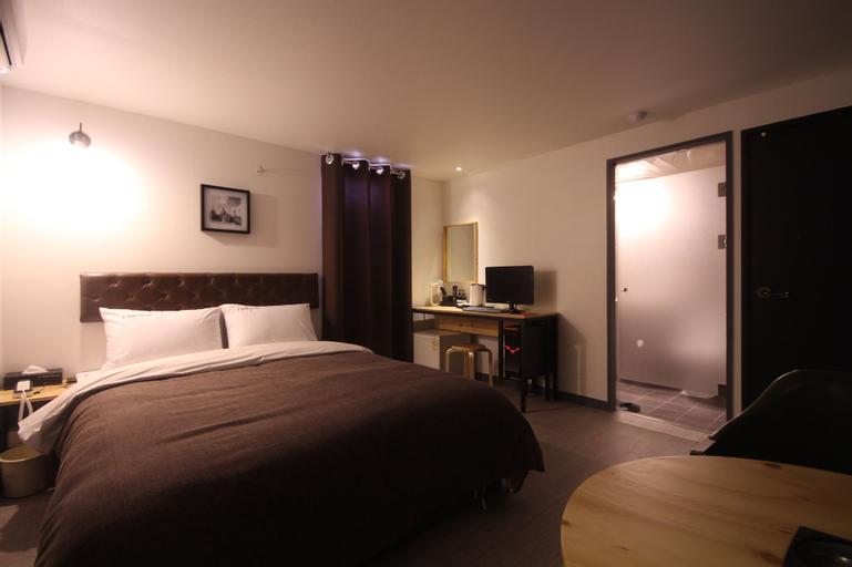 Hotel The Lua Yeonsan, Yeonje
