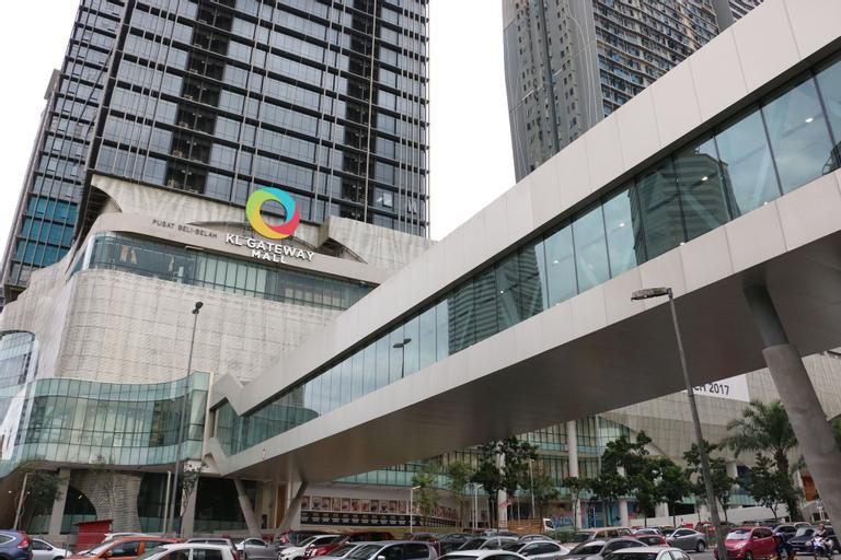 KL Gateway Residence by Evo Space, Kuala Lumpur