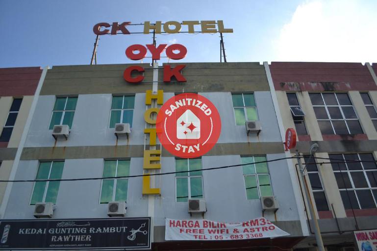 OYO 89715 CK Hotel, Manjung