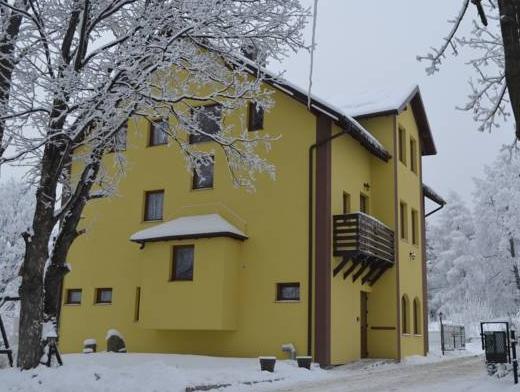 Pensjonat Toreja, Jelenia Góra