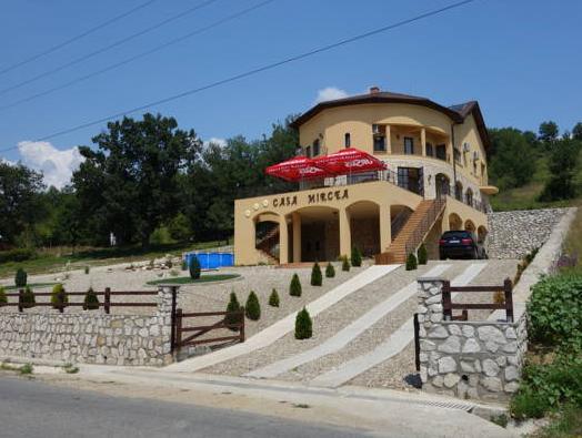 Casa Mircea, Eselnita