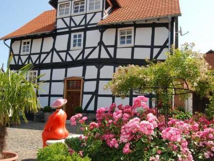 Romantik Hotel Zum Rosenhof, Schwalm-Eder-Kreis