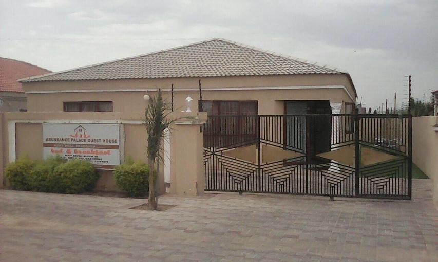 Abundance Palace Guest House, Gaborone