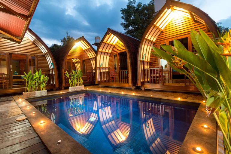 Little Coco Bungalow, Lombok