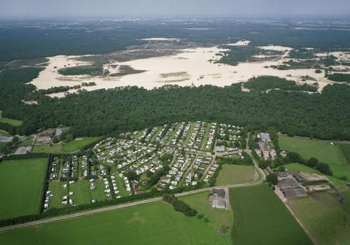 Holiday park Duinhoeve, Tilburg