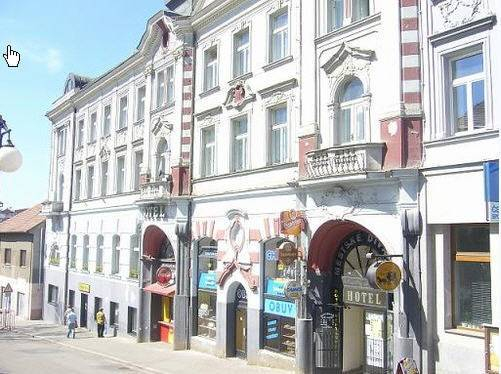 Hotel Posta, Benešov