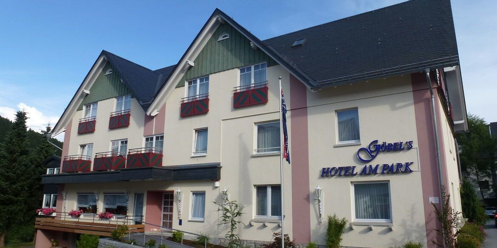 Gobel's Hotel am Park, Waldeck-Frankenberg
