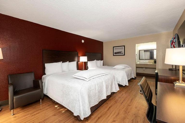 Red Roof Inn PLUS+ St. Augustine, Saint Johns