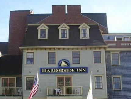 Harborside Inn, Newport