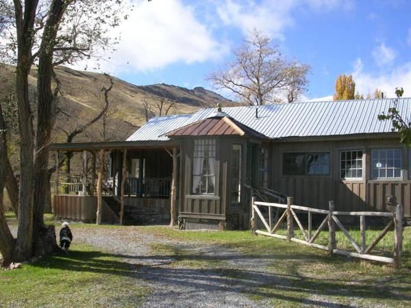 Old Pioneer Garden Country Inn, Pershing