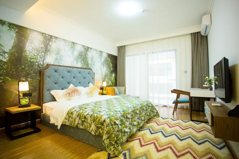 YUMI Apartment-Boshui Sq Branch, Xishuangbanna Dai