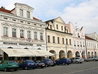 Hotel Sokolsky Dum, Domažlice