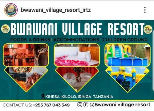 Bwawani village resort, Iringa Urban