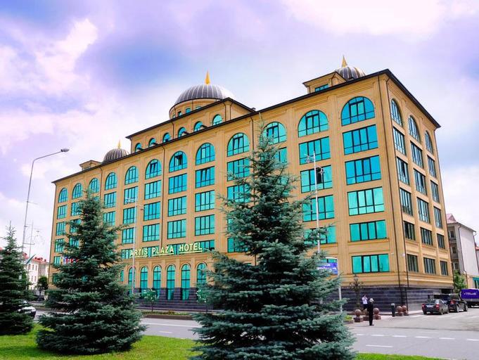 Artis Plaza Hotel, Nazranovskiy rayon