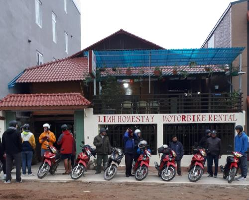 Linh Homestay and motorbikes rent, Hà Giang